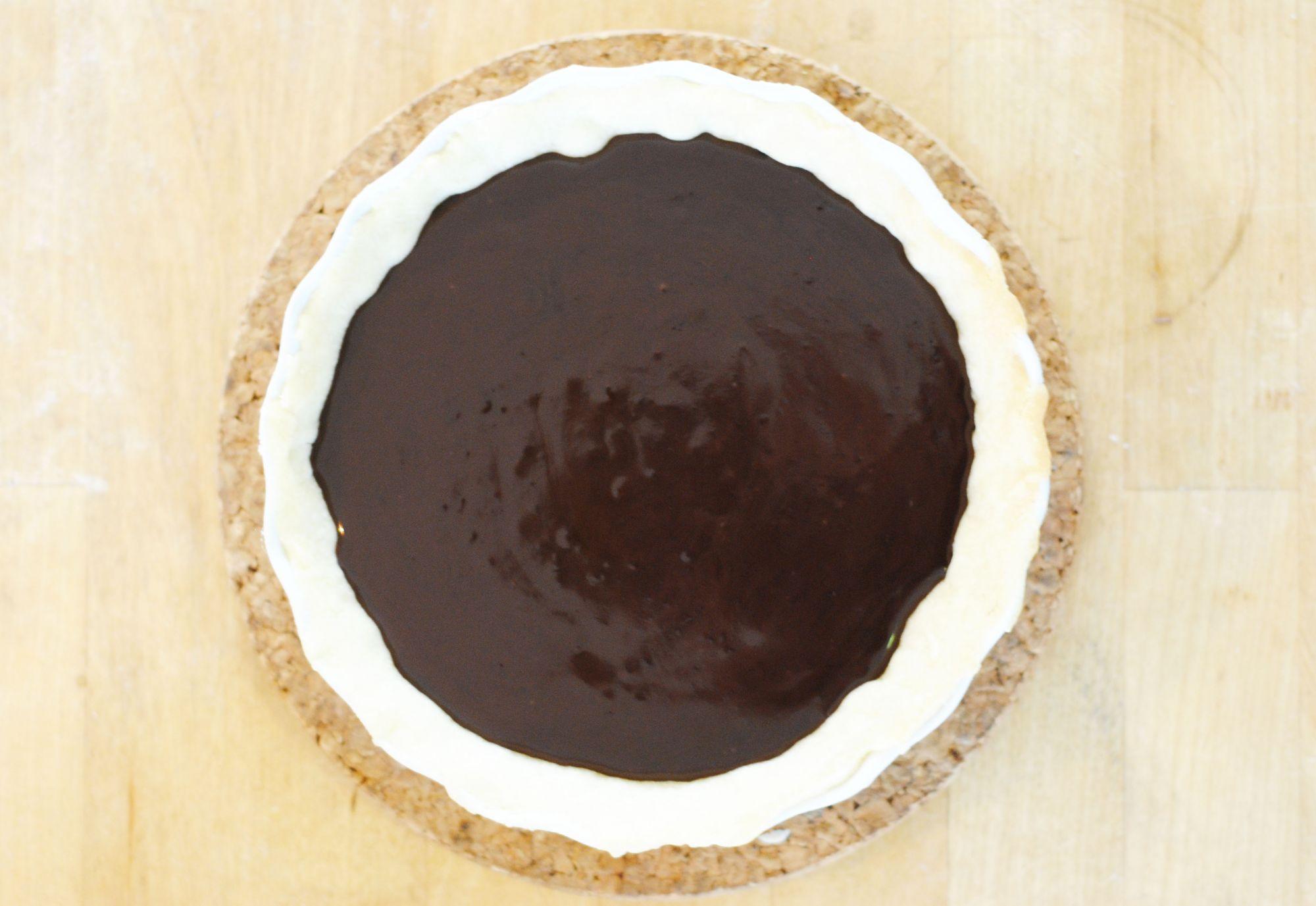 עוגה עוגת פאי שוקולד מהירה דרור שדה אחינעם לוי בורנשטיין