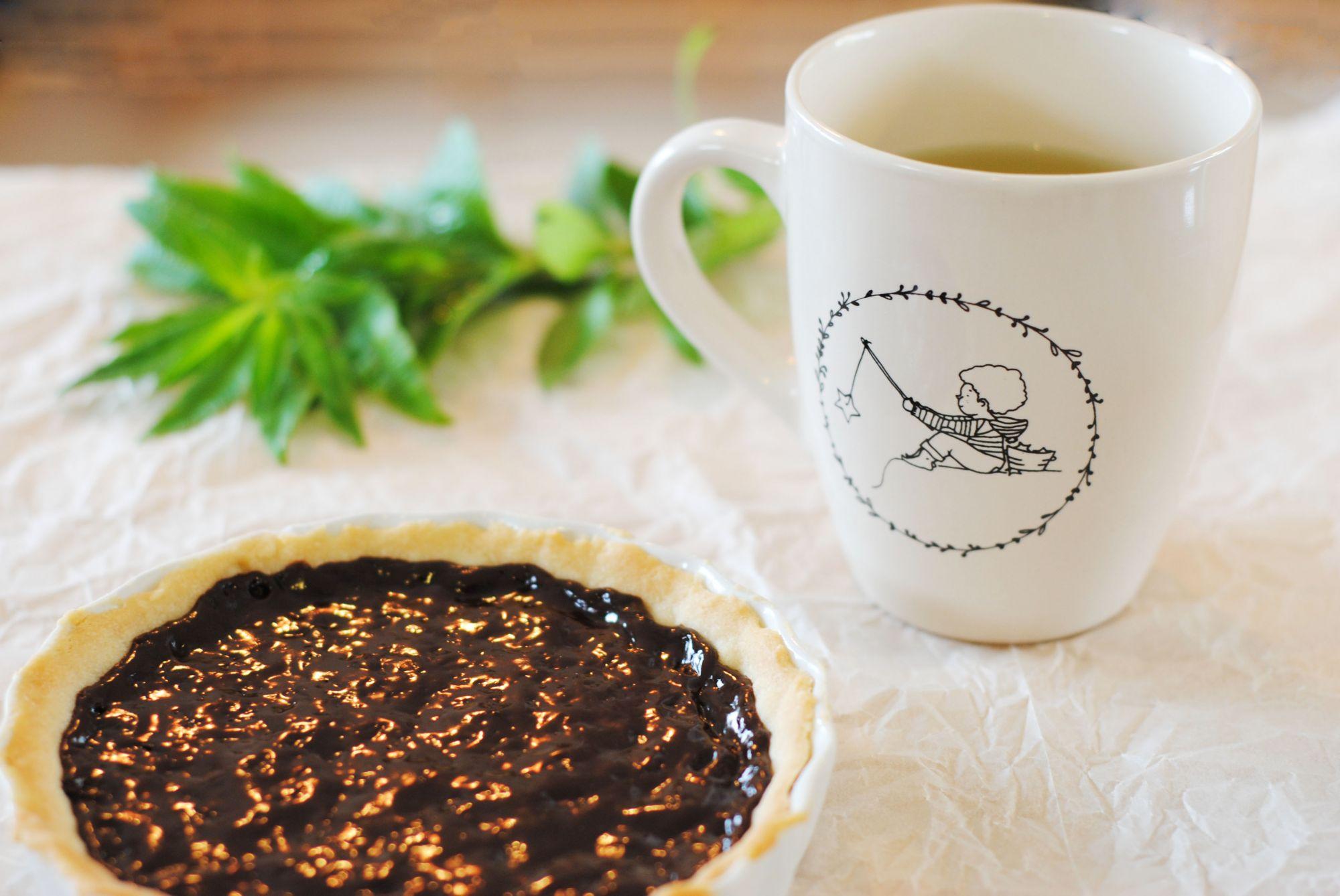 ספלים בורנשטיין מתכון לפאי שוקולד פשוט בלוג הצד שלה הצד שלה